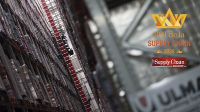 """ULMA Handling Systems chosen among 8 finalists for the """"Rois de la Supply Chain 2020"""" awards"""