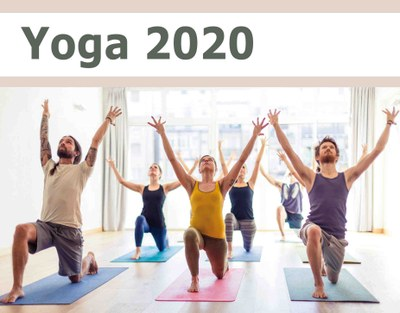 Yoga 2020: sign up before 8 January